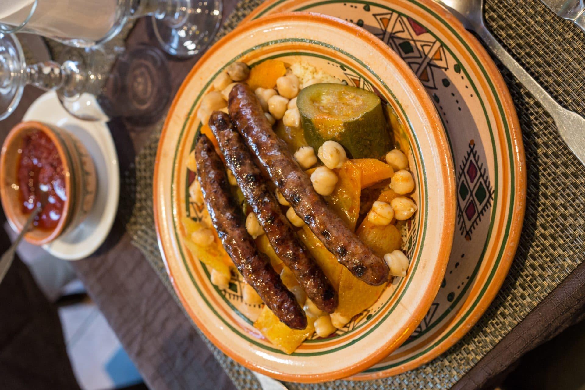 Restaurant oriental marseille