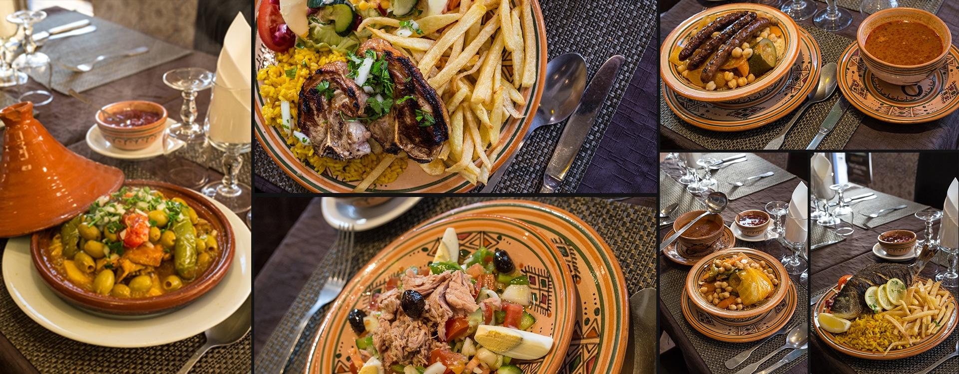 restaurant tunisien marseille vieux port